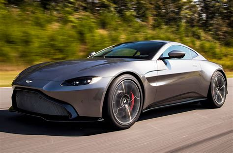 new bond aston martin new aston martin vantage revealed looks a lot like the