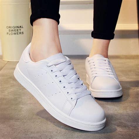 Sepatu Balet Putih sepatu cat putih polos gentandjawns gentandjawns