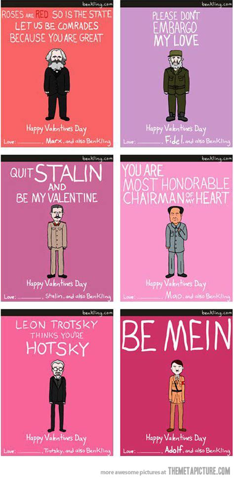 dictator valentines cards do not be assimilated s day greetings from your