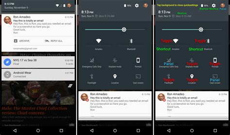 notifications android settings android 5 0 lollipop thoroughly reviewed ars technica