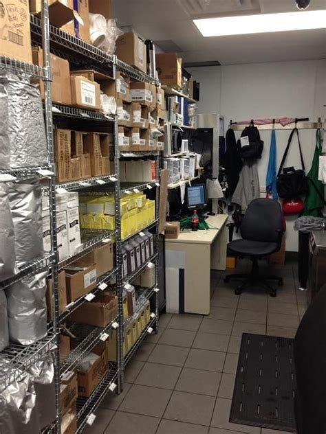 Backroom Scam by Back Of House Back Room Starbucks Office Photo