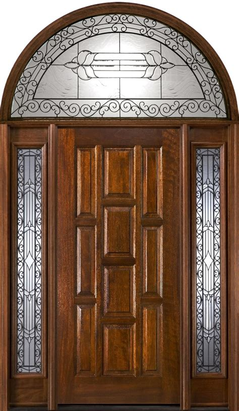 Interior Doors With Arched Transom by Exterior Doors With Half Transoms Arched Transoms