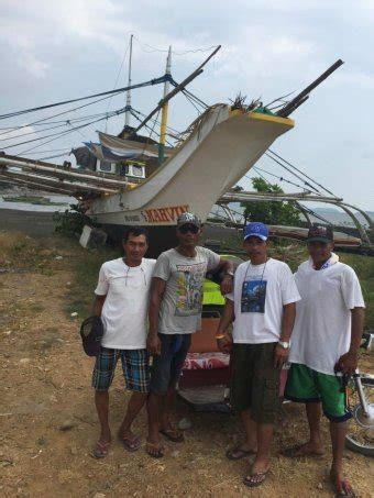 fishing boat making philippines south china sea philippines fishing town ruined by