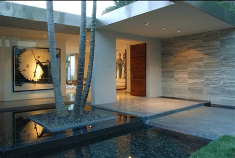 water features as d 233 cor in the homes interior design