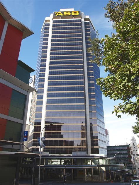 asb bank nz file asb bank headquarter in auckland frontview jpg