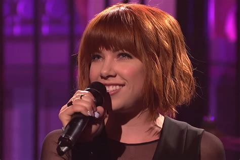 Carly Rae Jepsen Snl | watch carly rae jepsen performs new song all that and