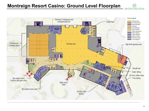 borgata casino floor plan slide 4