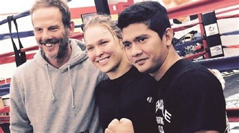 film iko uwais and ronda rousey mile 22 ronda rousey and iko uwais in peter berg s action