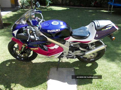 Suzuki Vj23 1997 Suzuki Rgv 250 Sp Vj23