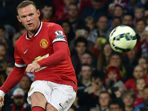 manchester united wayne rooney gm38 epl louis gaal confident of manchester united captain