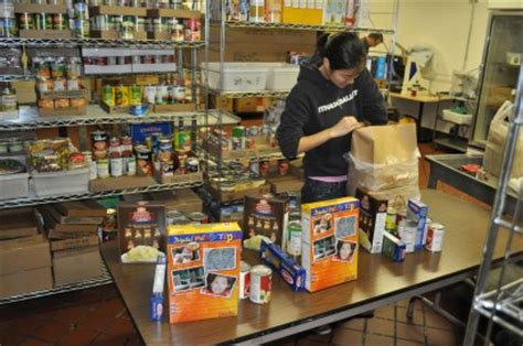 Soup Food Pantry by The Franciscan Church Of The Assumption Syracuse New