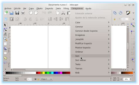 inkscape extension tutorial sozi an extension for inkscape to make presentations