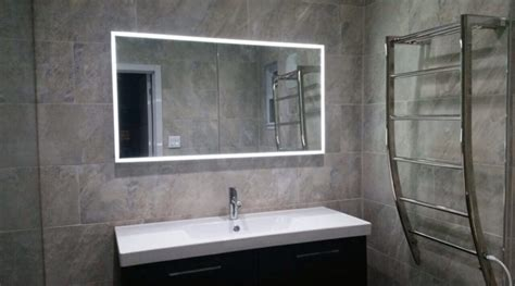 mirror with light border bathroom bathroom vanity mirror with ligh border hanging