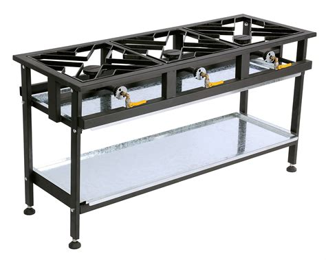 gas table boiling tables