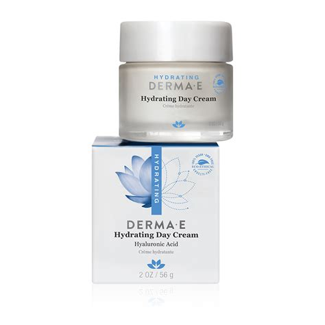 Skin Care Products Derma Poise Review by Derma E Hydrating Day Creme With Hyaluronic Acid Dermstore
