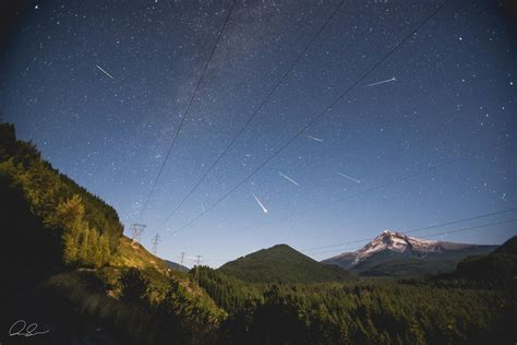 Meteor Shower Oregon by Here S A Link Perseids Meteor Shower Raining