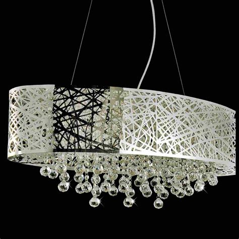 brizzo lighting stores 32 quot web modern laser cut drum
