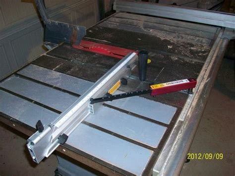 Table Saw Fence Upgrade by Fence Upgrades For Craftsman Table Saw By Jarodmorris