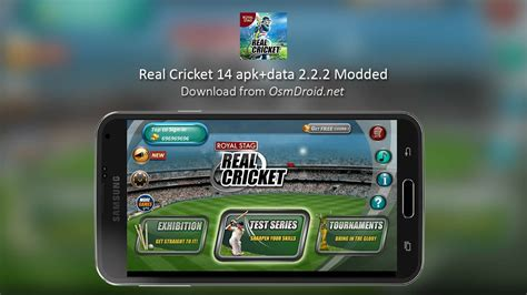 game mod apk data 2015 real cricket 14 apk data obb 2 2 2 mod unlimited coin adfree