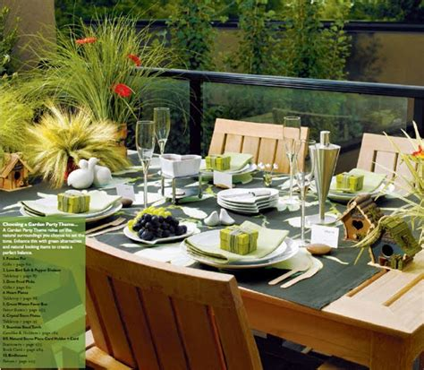 backyard table backyard wedding table decoration ideas