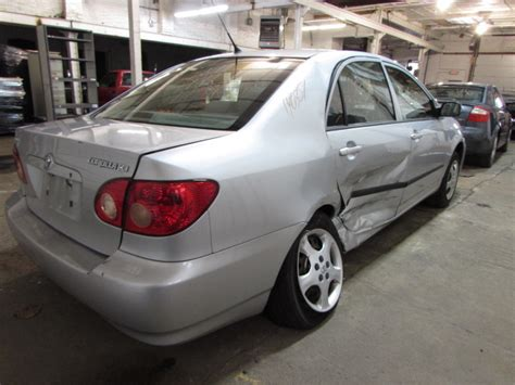 2005 Toyota Corolla Parts Parting Out 2005 Toyota Corolla Stock 140351 Tom S