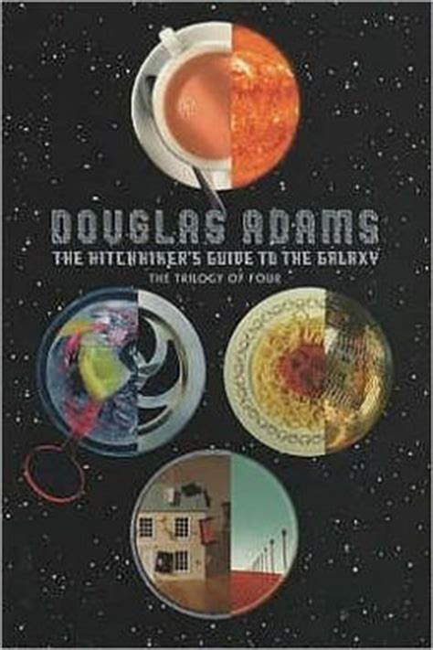 douglas the hitchhiker trilogy the hitchhiker s guide to the galaxy the trilogy of four
