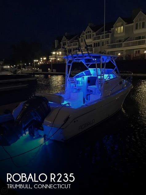 robalo boats in ct canceled robalo r235 boat in trumbull ct 143767