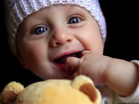 wallpaper cute doll baby cute baby playing doll wallpapers hd wallpapers id 576