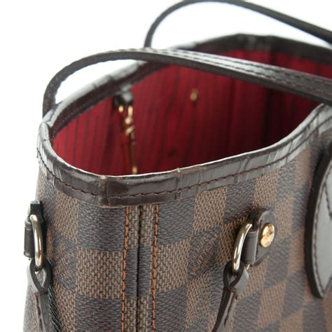 Lv Foxy Pm Damier louis vuitton damier ebene neverfull pm 177867