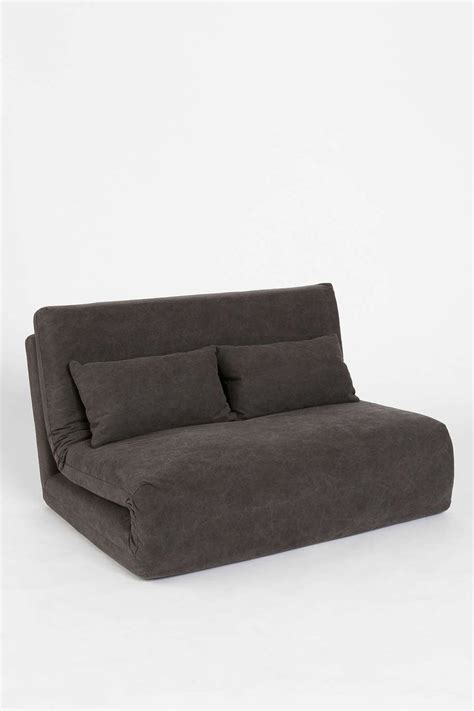 folding a futon folding sleeper sofa trix convertible folding sleeper sofa