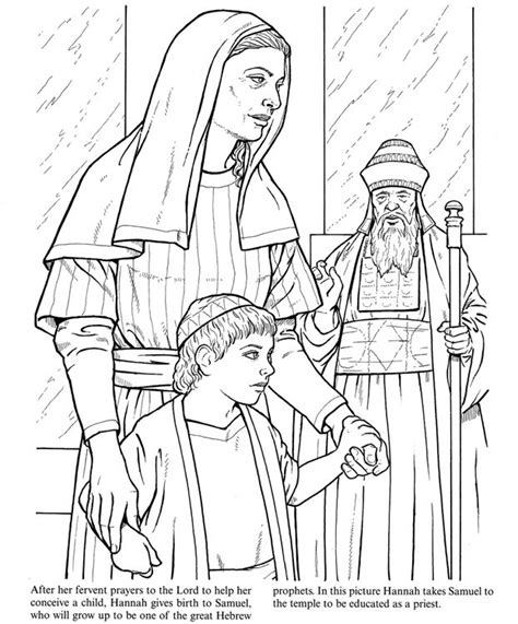 baby samuel coloring page 22 best bible samuel images on pinterest sunday school