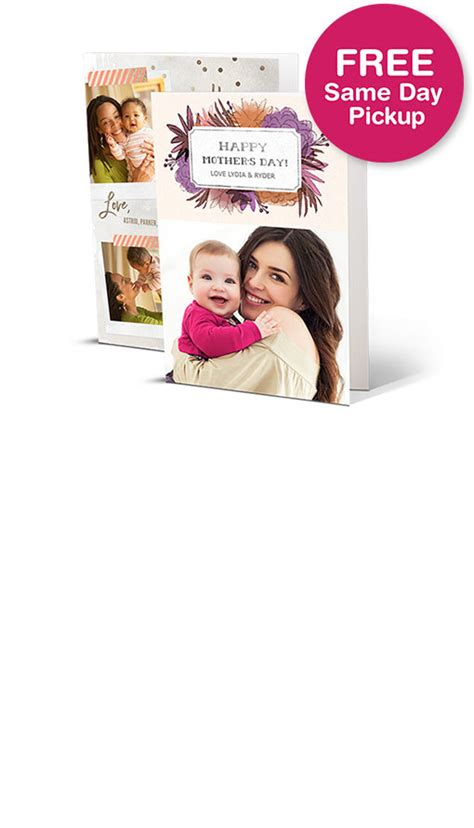 mothers day cards templates walgreens personalized s day cards gifts walgreens photo