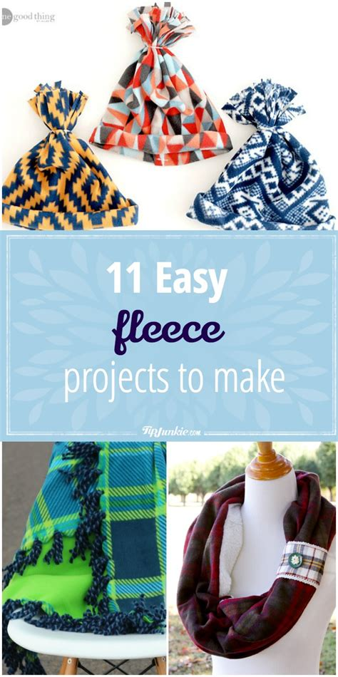 Boy Room Colors 11 easy fleece projects to make tip junkie