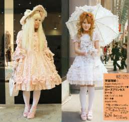 Miniature marie antoinettes the complete hime lolita guide