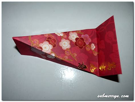 Ang Pow Paper Folding - diy new year decor ang pow carousel lantern