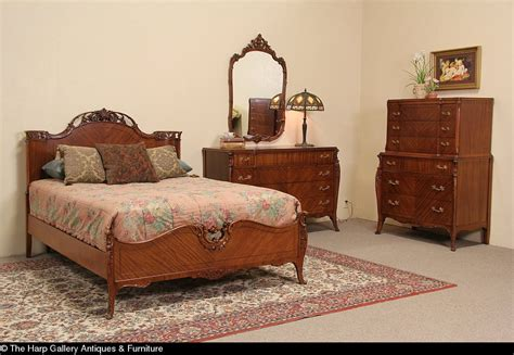 1940s bedroom furniture french style 1940 s vintage joerns 4 pc full size bedroom set