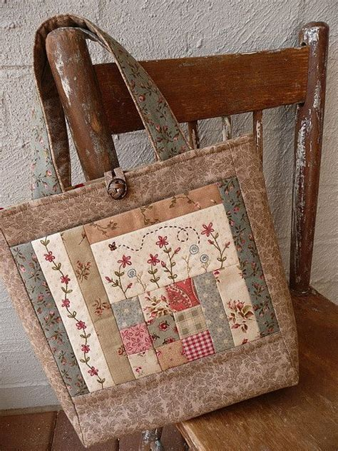 17 best ideas about patchwork bags on quilted