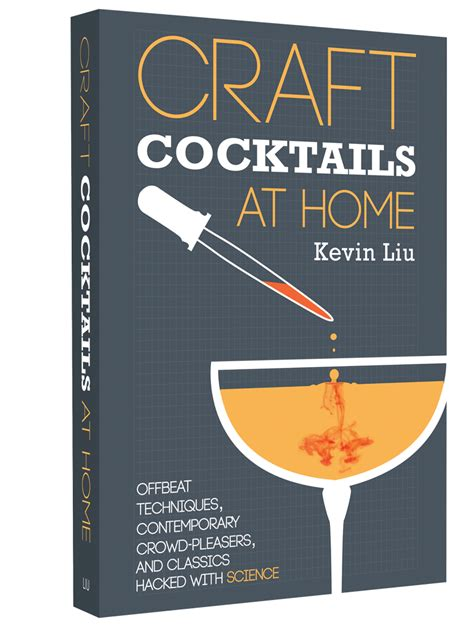 book review craft cocktails at home drinkhacker - Cocktails At Home