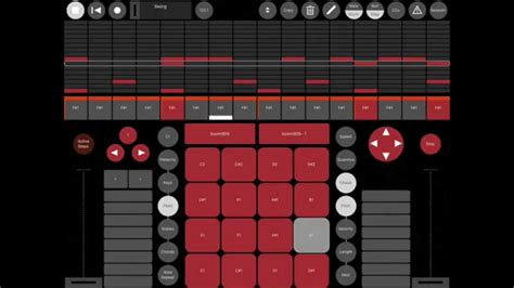 create drum pattern garageband modstep beta tutorial how to create a drum pattern youtube