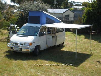 Awning For Vw Transporter by Cer Interior Trakka