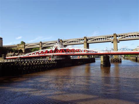 swing bridge newcastle northumbrian images swing bridge newcastle upon tyne
