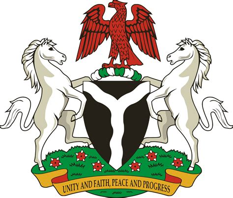The Coat of arms of Nigeria   ONLINE DAILYS