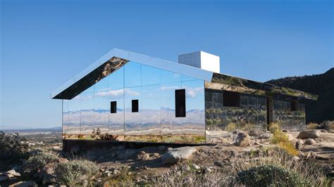 What Style Of Architecture Is My House by Doug Aitken S Mirage A Funhouse Mirror For The Age Of