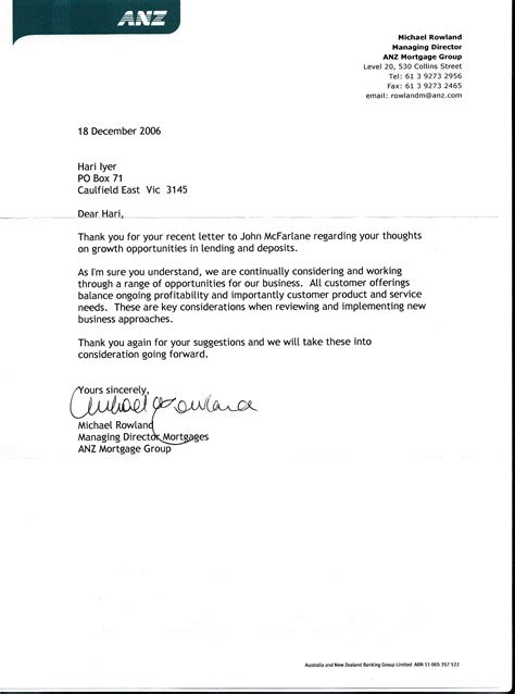 Westpac Credit Letter Westpac Banking Corporation S Interest Fraud