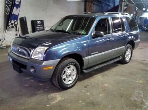accident recorder 2005 chrysler pacifica spare parts catalogs service manual 2002 mercury mountaineer sunroof repair buy used 2002 mercury mountaineer