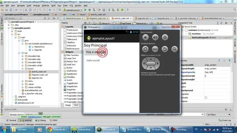 android layout like youtube curso android studio manejo de layout youtube