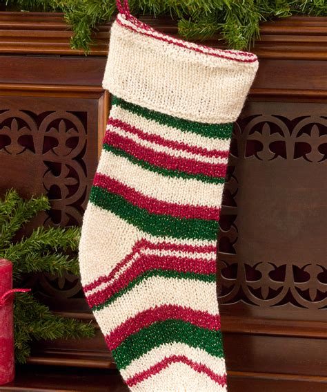 knitted christmas stocking patterns a knitting