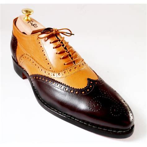 Bespoke Handmade Shoes - spectator i bespoke handmade spectator shoes