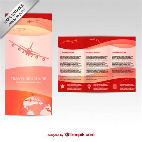 best brochure templates free 7 best free brochure design templates neo design
