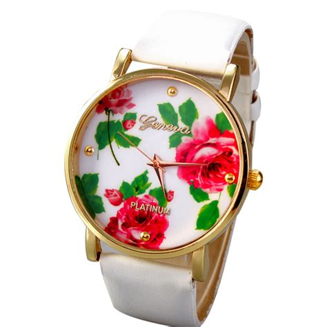 Geneva Flowers 3 geneva platinum flower white cursonline 174 watches for all